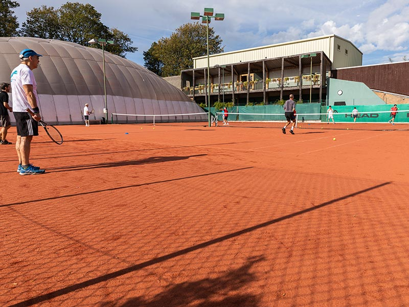 Tennis at Coolhurst