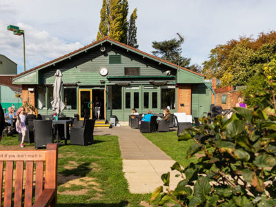 Coolhurst clubhouse