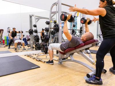 Coolhurst Gym